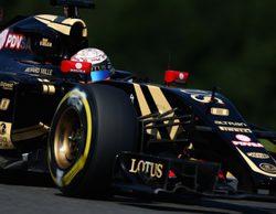 """Romain Grosjean: """"¡Este resultado es más de lo que habíamos esperado!"""""""