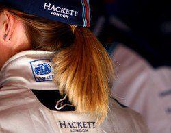 Susie Wolff admite que sus días en F1 podrían terminar a final de año
