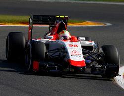 """Roberto Merhi: """"Monza es un fin de semana muy especial"""""""