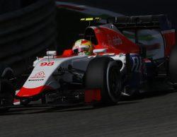 """Roberto Merhi: """"Parece que estemos algo más cerca de McLaren"""""""