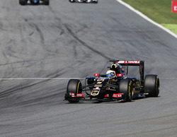 "Romain Grosjean abandona en Monza: ""Ha sido un fin de semana difícil"""