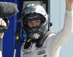"""Nico Rosberg: """"Seguiré luchando, rendirse no va conmigo"""""""