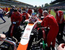 Manor se prepara para montar motor Mercedes a partir de 2016