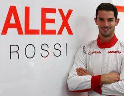 Alexander Rossi elige el número 53