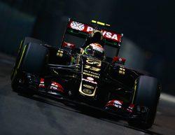 """Pastor Maldonado: """"El coche ha ido muy bien y nuestro ritmo no ha estado mal"""""""