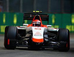 """Alexander Rossi: """"Pilotar por las calles de Singapur ha sido una sensación fantástica"""""""
