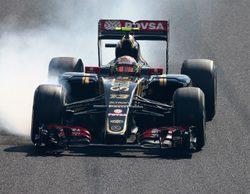 """Pastor Maldonado vuelve a los puntos: """"Ha sido una buena carrera"""""""
