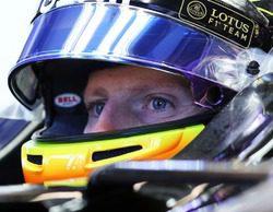 """Romain Grosjean: """"Si Lotus hubiera llegado antes con una oferta, me habría quedado"""""""