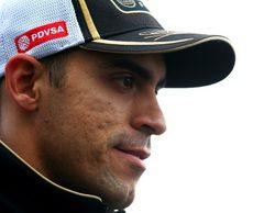 Pastor Maldonado reconoce que su futuro es incierto dentro de Lotus