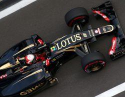 """Romain Grosjean: """"Estoy contento con la 8º posición y en carrera pueden pasar grandes cosas"""""""