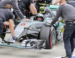 """Nico Rosberg: """"Estoy en la mejor posición posible para mañana"""""""