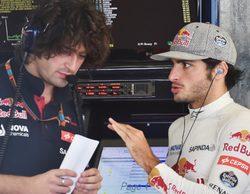 Toro Rosso confirma que Carlos Sainz disputará el GP de Rusia 2015