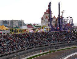 GP de Rusia 2015: Carrera en directo