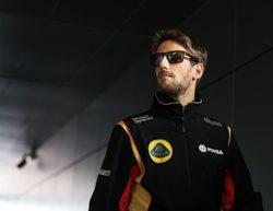 "Romain Grosjean: ""He perdido la parte trasera y no he podido controlar el coche"""