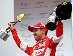 """Sebastian Vettel: """"Hemos estado más cerca de los Mercedes de lo que algunos esperaban"""""""