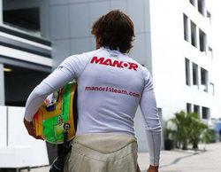 """Roberto Merhi: """"Tengo un par de ofertas para el próximo año"""""""