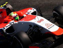 "Roberto Merhi: ""No quiero ser piloto reserva"""
