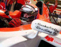 """Alexander Rossi: """"Me he quedado con muchas ganas de estar más tiempo en la pista"""""""