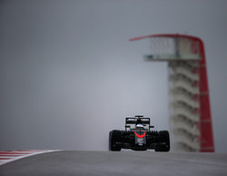 """Alonso roza la Q3 en Austin: """"Es la mejor crono del año en cuanto a posición y sensaciones"""""""