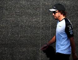 """Fernando Alonso: """"Me voy con las sensación de haber hecho la mejor carrera en años"""""""