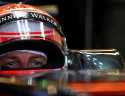 """Jenson Button: """"No hemos podido igualar el ritmo de los demás"""""""