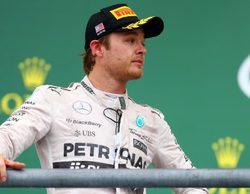 """Nico Rosberg defiende su actitud tras la carrera de Austin: """"Estaba muy enfadado"""""""
