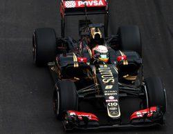 """Romain Grosjean: """"Ha sido frustrante tener un problema en la caja de cambios"""""""