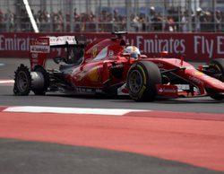 """Vettel sobre su incidente con Ricciardo: """"No creo que haya sido culpa de ninguno"""""""