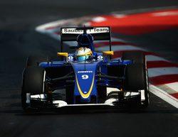 """Marcus Ericsson: """"Perseguíamos los puntos, pero no ha podido ser"""""""