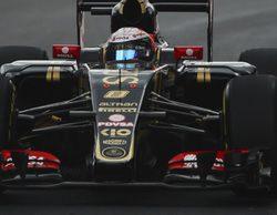 """Romain Grosjean: """"Esta será mi penúltima carrera con el equipo"""""""