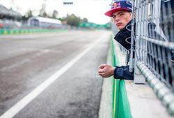 "Max Verstappen: ""He respondido a los que me criticaban en la pista"""