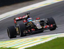 """Jolyon Palmer pilota por primera vez en Interlagos: """"Ha sido una gran experiencia"""""""