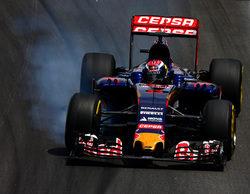 """Max Verstappen: """"Estoy feliz de terminar en el 'top-10' de nuevo"""""""