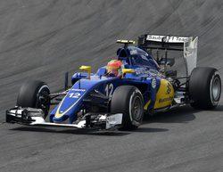 """Felipe Nasr: """"No he podido mantener a los coches detrás nuestro"""""""