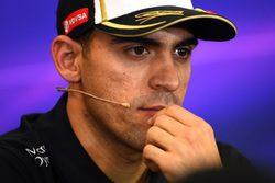 """Pastor Maldonado: """"La Fórmula 1 ya no permite ningún tipo de contacto"""""""