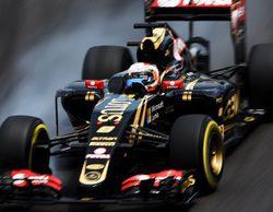 """Romain Grosjean encara su último GP con Lotus: """"Lucharé todo el tiempo"""""""