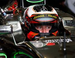 Stoffel Vandoorne lidera la tabla de tiempos del test de Pirelli en Abu Dabi