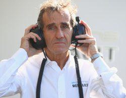 """Alain Prost: """"Se dice que Nico no está al nivel de Lewis, pero no es así"""""""