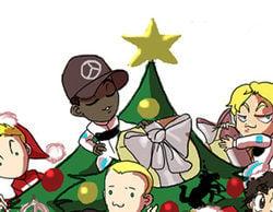 Los Chibis (184): ¡Feliz Navidad!