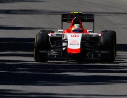 """Roberto Merhi: """"En Fórmula 1 hay algunas posibilidades y fuera también"""""""