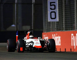 El chasis de Manor para 2016 pasa los 'crash-test' de la FIA