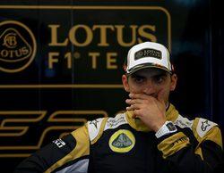 Pastor Maldonado no seguirá en la Fórmula 1 en 2016