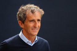 """Alain Prost: """"Ganar un título del mundo no es el objetivo principal de Renault"""""""