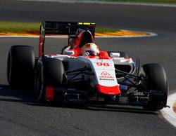 """Roberto Merhi: """"Todavía hay opciones para continuar en la F1"""""""
