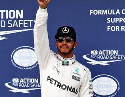 """Lewis Hamilton tras su 50ª pole: """"Tengo que quitarme el sombrero con el equipo"""""""