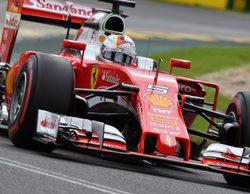 """Sebastian Vettel: """"Estamos más atrás de lo esperado con Mercedes"""""""