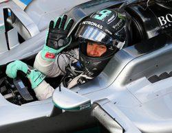 Nico Rosberg abre la temporada tras ganar un complicado GP de Australia 2016