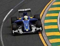 """Marcus Ericsson: """"He notado problemas en la parte trasera y hemos abandonado"""""""
