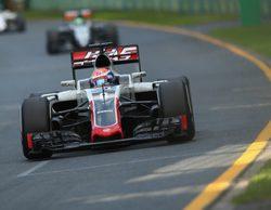 """Romain Grosjean al terminar sexto: """"Esto es como una victoria para todos nosotros"""""""