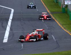 """Sebastian Vettel: """"Ha sido una buena carrera aunque las expectativas son más altas"""""""